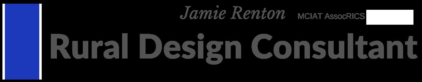 Jamie Renton, Rural Design Consultant